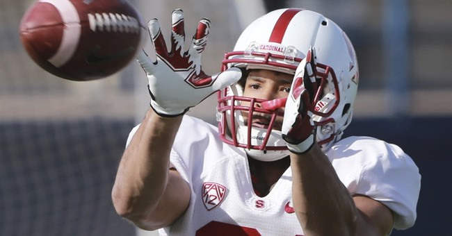 No. 16 Stanford, minus McCaffery, ready for Sun Bowl vs UNC