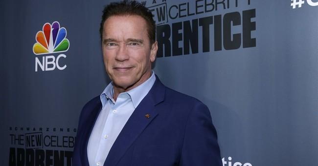 Schwarzenegger: 'Celebrity Apprentice' his show, not Trump's