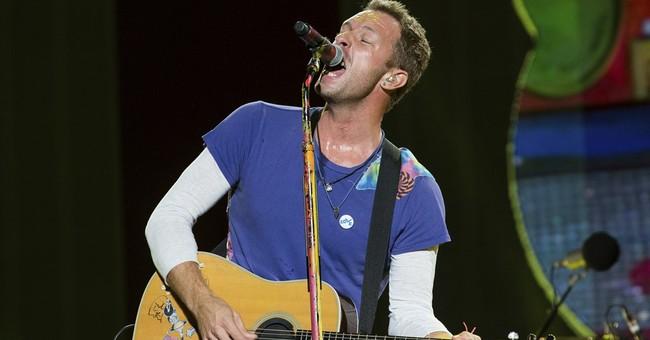 Last Christmas: Coldplay's Chris Martin sings George Michael