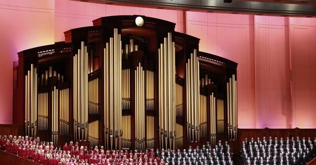 Mormon Tabernacle Choir singer quits over Trump inaugural
