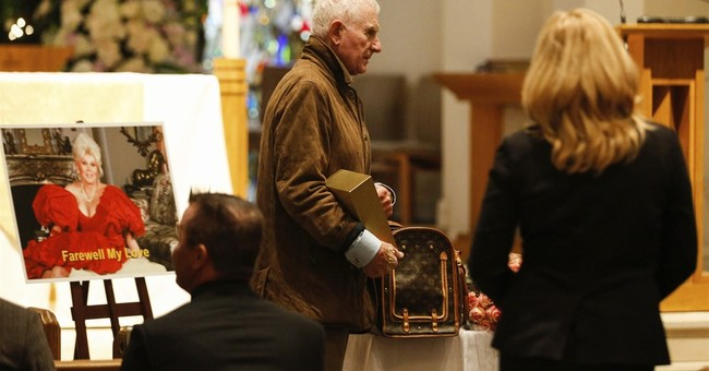 Zsa Zsa Gabor's life, glamour, honored at funeral Mass