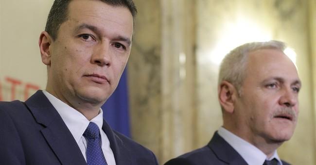 Romanian president nominates regional politician as next PM