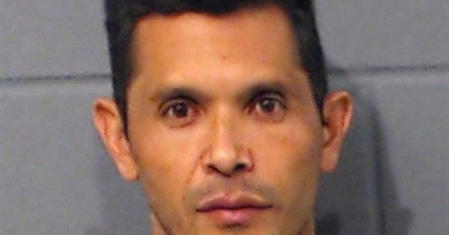 Mexican man charged with rape had 19 deportations, removals