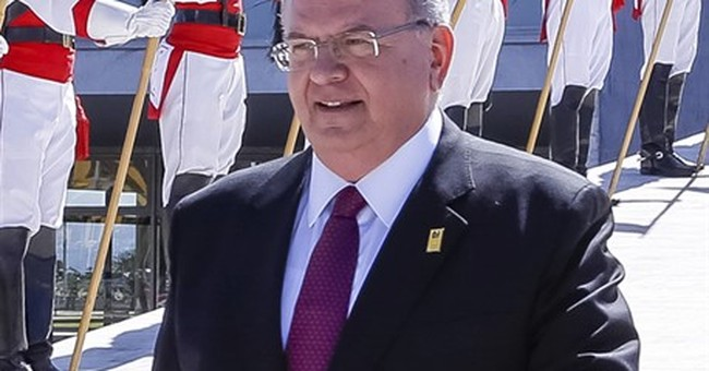 Brazilian police: Greek ambassador killed by wife's lover