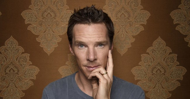 Researchers find Cumberbatch related to Holmes' creator