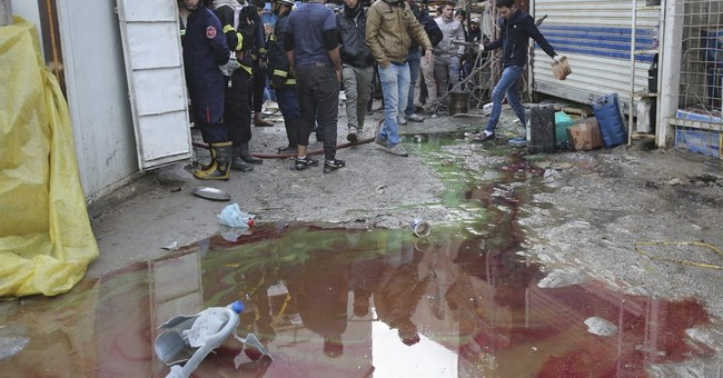 IS claims Baghdad suicide bombings that killed 28