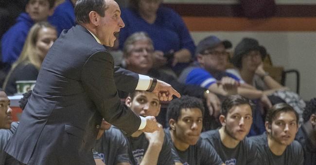 Duke coach Mike Krzyzewski takes leave to have back surgery