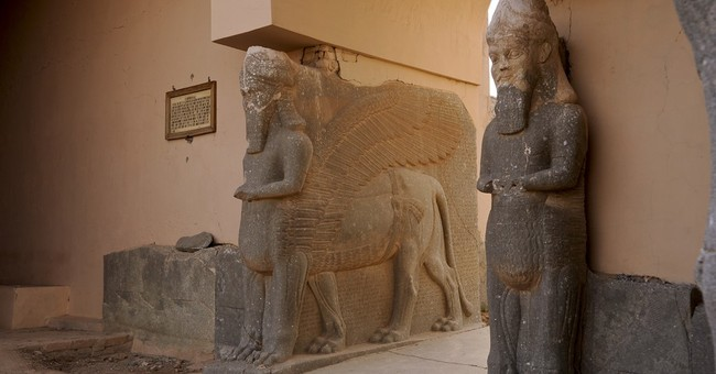 3,000 years ago, it ruled the Mideast, now blown to pieces