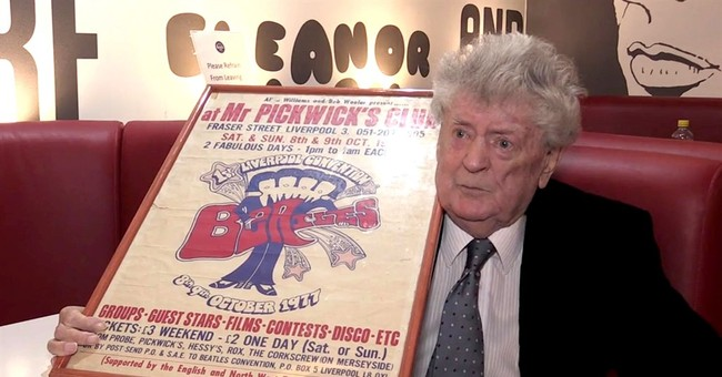 Allan Williams, who set up Beatles' early gigs, dies at 86