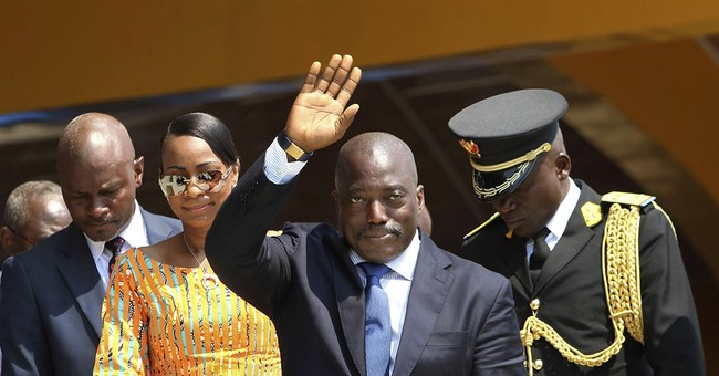 Congo president to leave after 2017 vote under new deal