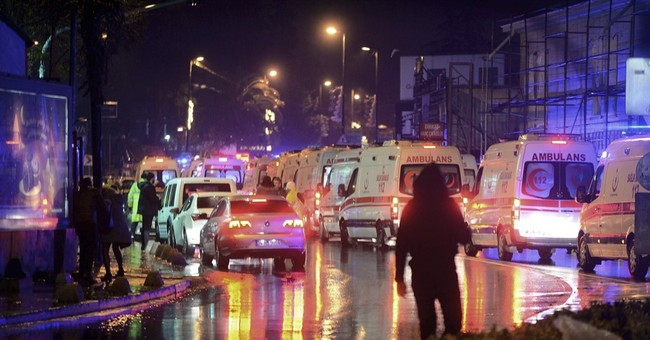 The Latest: Delaware businessman wounded in Turkey attack
