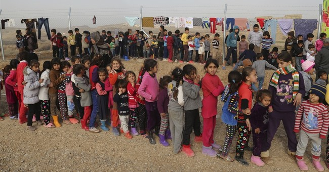 No big New Year's celebrations for Iraq's displaced