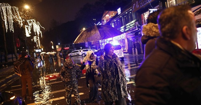 The Latest: Turkey raises death toll in club attack to 39