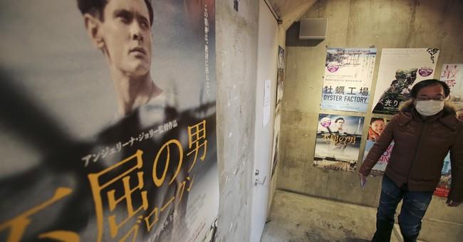 Angelina Jolie's film 'Unbroken' finally opens in Japan