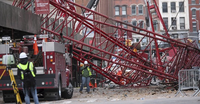 NYC man killed by falling crane eulogized as generous, kind