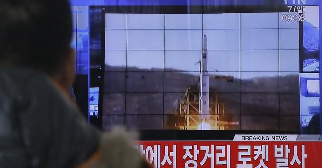 The Latest: China regrets North Korea's rocket launch