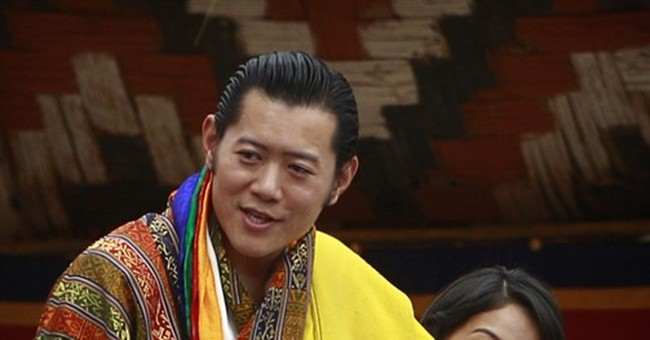 Bhutan's queen gives birth to a baby boy