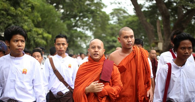 Firebrand monks a powerful force in Myanmar despite setback