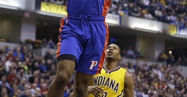 George's 30 points lead Indiana to 112-104 win over Pistons