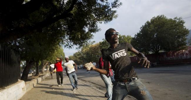 AP NewsBreak: Deal reached on provisional Haiti government