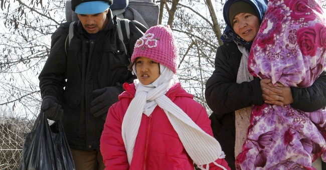 Rough seas, harsh winter, border limits add to migrant woes
