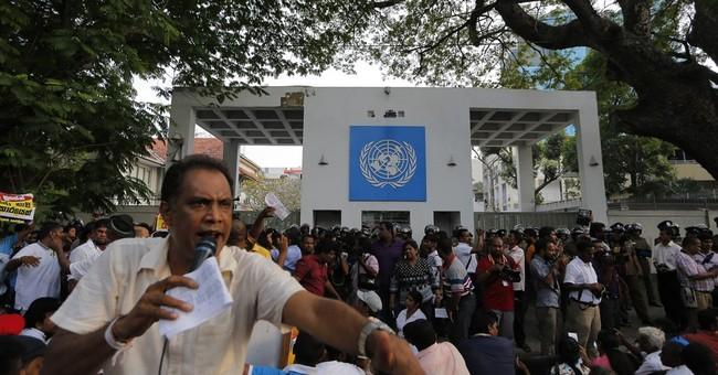 Top UN human rights official begins talks in Sri Lanka