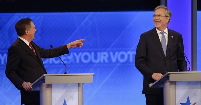 Rubio under fire in GOP debate after rise in polls