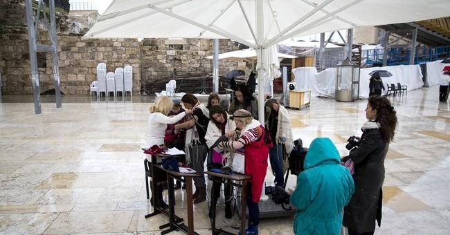 Islamic authority rejects new Jerusalem Jewish prayer area