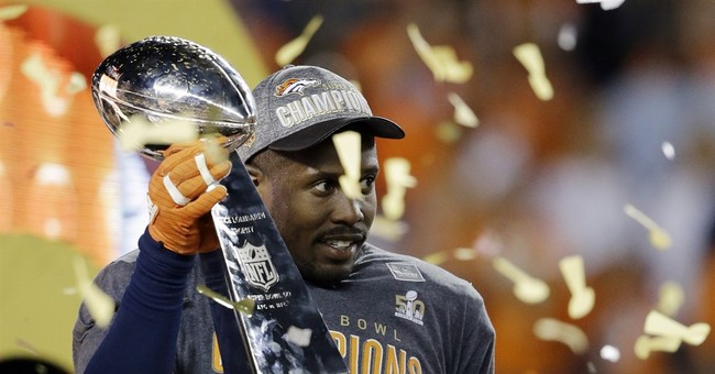 Broncos linebacker Von Miller earns Super Bowl MVP honors