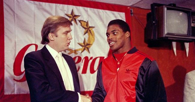 Trump: Unlikely he'd run for president if he had NFL team