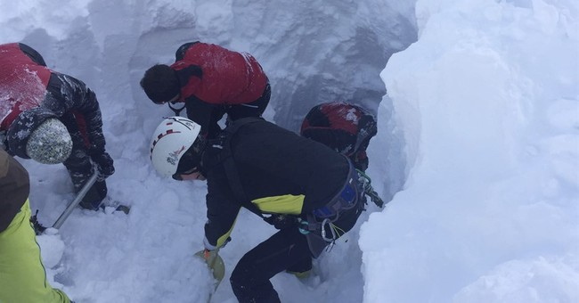 Austrian police: 5 skiers killed in 'massive' avalanche