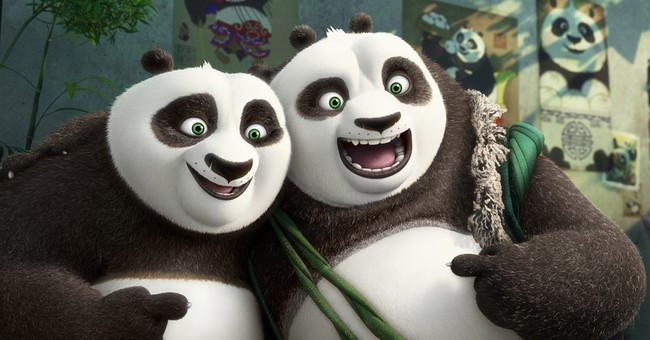 'Kung Fu Panda 3' tops Super Bowl weekend at box office