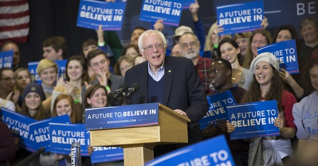 Sanders campaign plans clash with political realities