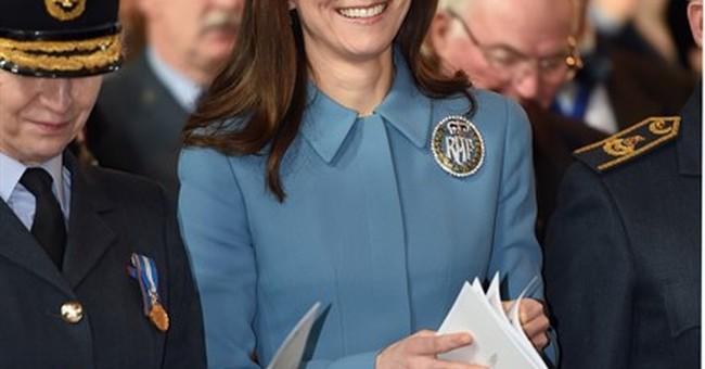 Duchess of Cambridge: Support children's mental health