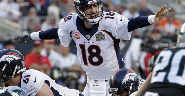 No masterpiece, but Manning rides off with a win