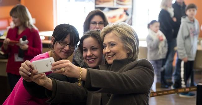 Elizabeth Warren's hard choice in Democrats' White House run