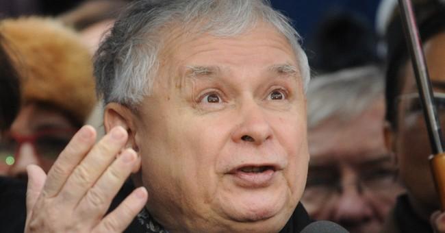 Divisive Polish party leader Kaczynski pulls the strings