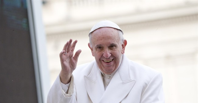 Pope pleas for help for Syrians fleeing war so they survive