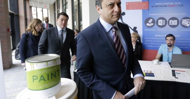 Prosecutor visits NY city he called 'cauldron of corruption'