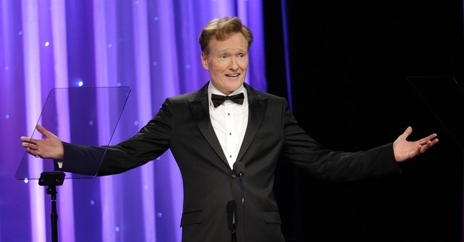 Conan O'Brien to discuss liberal arts education at Harvard