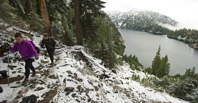 Good Washington snowpack raises hopes of calmer fire season