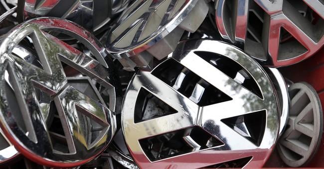 Volkswagen shares slide after US government sues automaker