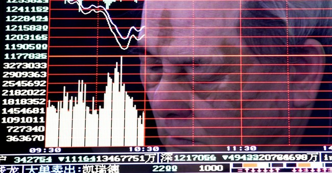 Timeline: A year of turmoil on the Chinese stock market