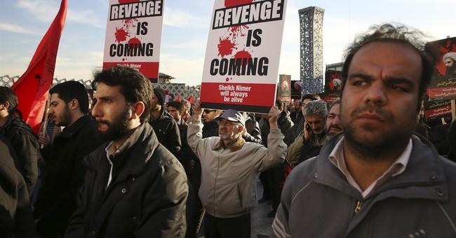 The Latest: Envoy says Saudis back Syria peace efforts