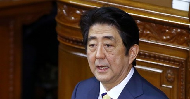 Japan's Abe seeks to burnish legacy ahead of election
