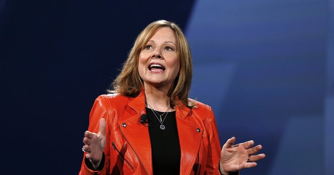 General Motors CEO Mary Barra adds chairman to her title