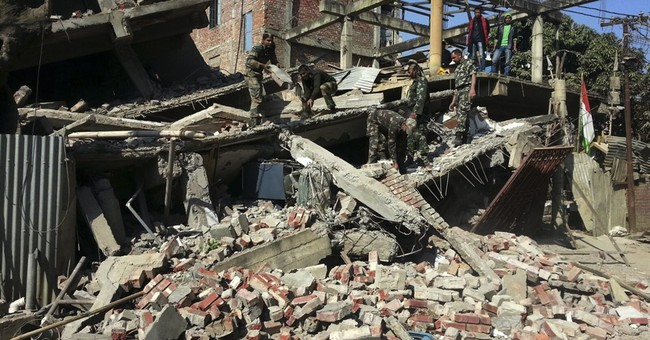 Strong quake kills at least 8 in India's remote northeast