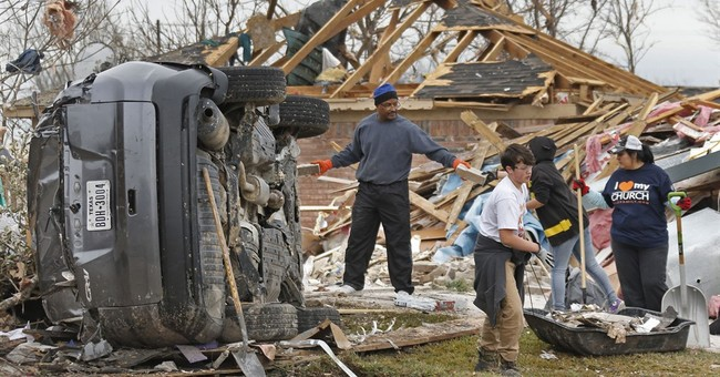 Insurer: 2015 saw lowest natural disaster losses in 6 years