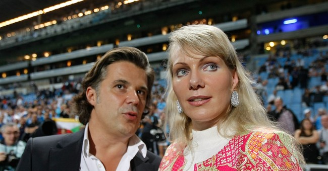 53-year-old Swiss billionaire is pregnant with twins