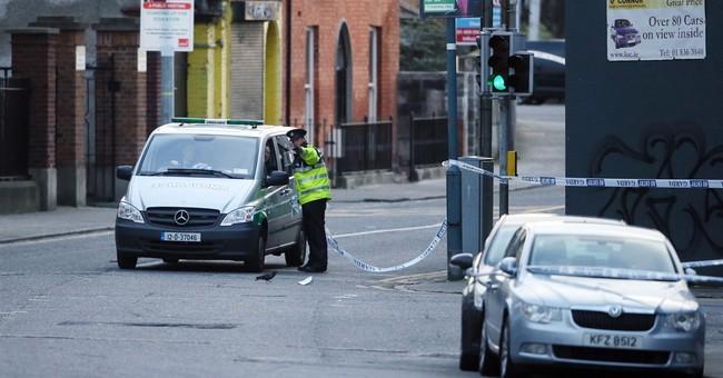 Ireland slams threats to reporters covering Dublin gang war